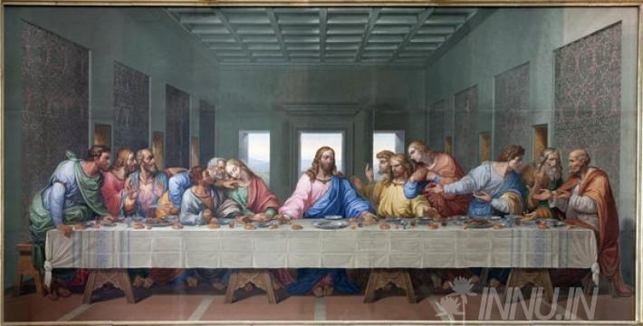Buy Fine art painting Last Supper by Artist Unknown Artist