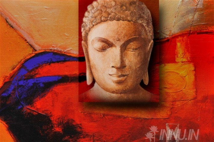 Buy Fine art painting Buddha2 by Artist Unknown Artist