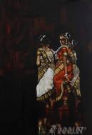 Fine art  - Dancers by ArtistMopasang Valath