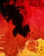 Fine art  - Fire3 by ArtistKartikey