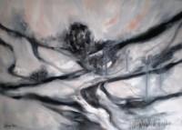 Fine art  - Close to Homeby ArtistDeepa Kern