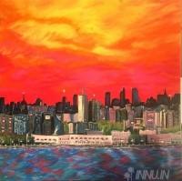 Fine art  - Cornicheby ArtistJijo.T.Ponnu