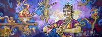 Fine art  - Bharatanatyamby ArtistMartin