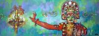 Fine art  - Ottan thullalby ArtistMartin