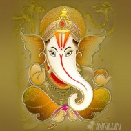Fine art  - Lord Ganapathi 1 by Artist