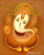 Fine art  - Lord Ganapathi 2