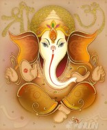 Fine art  - Lord Ganapathi 7 by Artist
