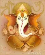 Fine art  - Lord Ganapathi 7