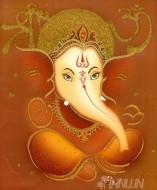 Fine art  - Lord Ganapathi 10 by Artist