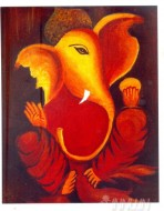 Fine art  - Lord Ganapathi 15 by Artist