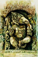 Fine art  - Lord Ganapathi 26