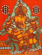 Fine art  - Ganapathi Mural 2