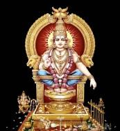 Fine art  - Lord Ayyappan