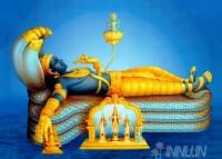 Fine art  - Mahavishnu Ananthasayanam