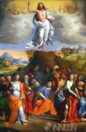 Fine art  - Jesus Christ resurrectionby Artist