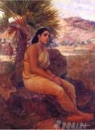 Fine art  - Shakuntala by ArtistRaja Ravi Varma