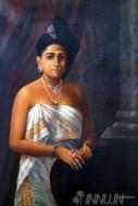 Fine art  - Kerala Beauty by ArtistRaja Ravi Varma