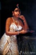 Fine art  - Malabar Beauty by ArtistRaja Ravi Varma
