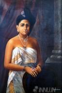 Fine art  - Kerala Beauty 2 by ArtistRaja Ravi Varma