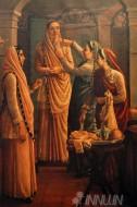 Fine art  - Parsi Gara Saris  by ArtistRaja Ravi Varma