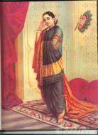 Fine art  - Vasantasena 2  by ArtistRaja Ravi Varma