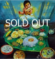 Fine art  - Traditional Kerala Mealsby ArtistMartin