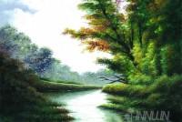 Fine art  - Solitude of a River