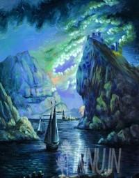 Fine art  - Sailing