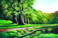 Fine art  - Nature paves way