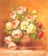 Fine art  - Rose Bunchby ArtistFasani