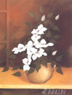 Fine art  - Tropic Orchids by Artist Franz Heigl