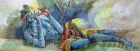 Fine art  - Krishnaby ArtistMartin