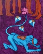 Fine art  - Glorified Slavery 2