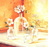 Fine art  - Glass Vases by Artist