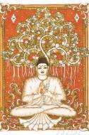 Fine art  - Buddha Muralby Artist