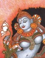Fine art  - Goddess Mural