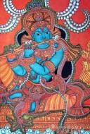 Fine art  - Sri Krishna Mural