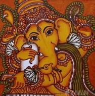 Fine art  - Ganesh Mural