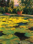 Fine art  - Lotus Pond