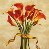 Fine art  - Calla Lily IIby ArtistLisa Corradini