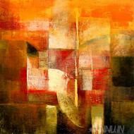 Fine art  - Parallel Following 2 by ArtistJhon Douglas