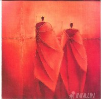 Fine art  - Mysterious 2 by ArtistLiesbet Optendrees