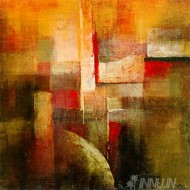 Fine art  - Parallel Following 1 by Artist Jhon Douglas