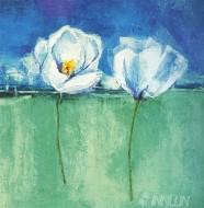 Fine art  - Fleurs D