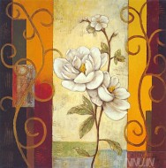 Fine art  - Magnolia by ArtistJill Deveraux