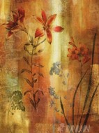 Fine art  - Tulip Garden 1 by ArtistJhon Seba