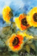 Fine art  - Summer by ArtistMertens