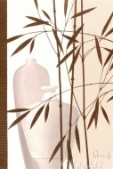Fine art  - Whispering Bamboo 3 by Artist Franz Heigl