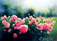 Fine art  - Rose Garden