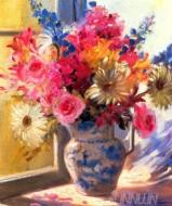 Fine art  - Golden Shadowsby ArtistElizabeth Parsons